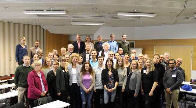 Young Scholars from Northern European Universities Gathered in Helsinki for OTSEM