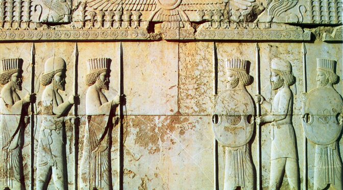 """Upcoming workshop: """"The Persian Empire, the Social Sciences, and Ancient Historiography"""""""