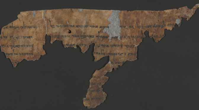 Scribal Transpositions in the Biblical Text May Indicate Changes in Theology