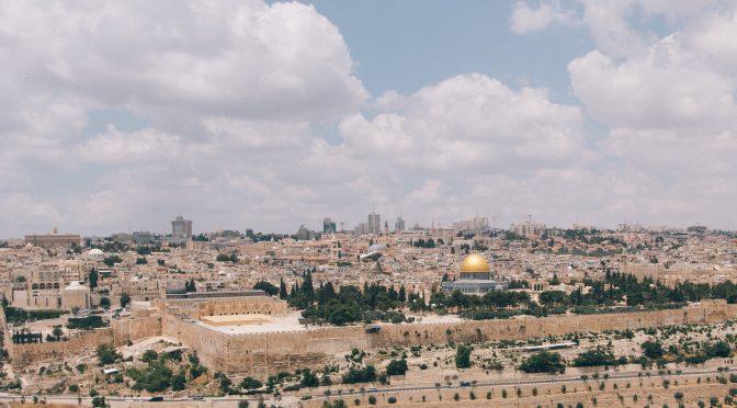 Kenen pääkaupunki Jerusalem on? Huippuyksikön tutkijat avaavat kaupungin historiaa