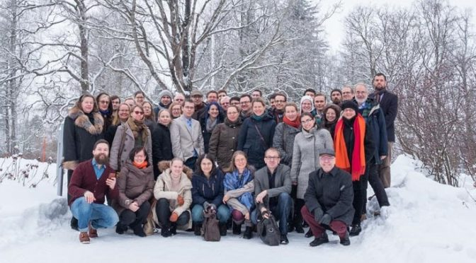"""CSTT Annual Meeting 2018 on """"Authority and Change"""" at Lammi"""