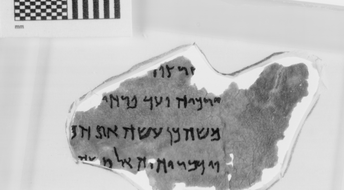 Onko väitettyjen Qumranin tekstifragmenttien epäaitous nyt osoitettu?