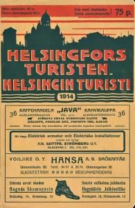 Helsingin turisti, 1914