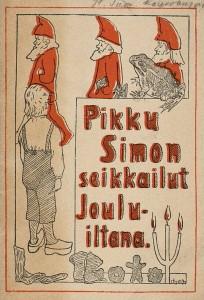Pikku Simon seikkailut jouluiltana