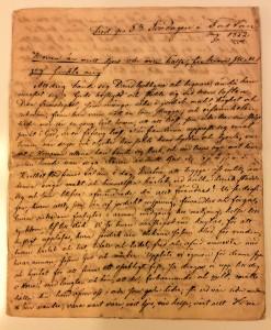 Porissa v. 1852 pidetty saarna.
