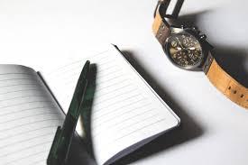 Procrastination notebook