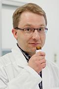 Tutkijatohtori, dosentti Antti Knaapila. Kuva: Marko Tarvainen