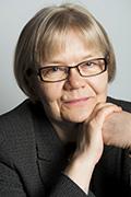 Professori Eija Kalso. Kuva: Veikko Somerpuro