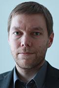 Tutkija, FT Henry Pihlström