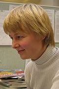 Professori Salla Kurhila