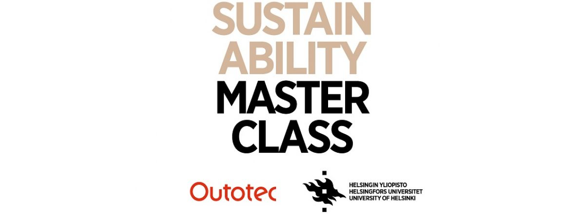 Sustainability Master Class
