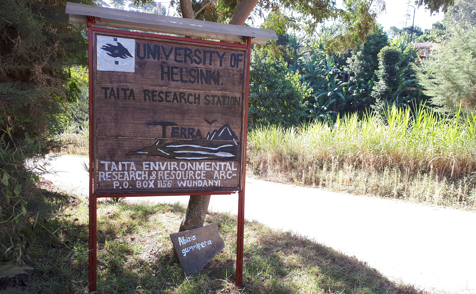 Taita Field Course 2018