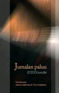 Jumalan paluu 2000-luvulle -kirjan kansi