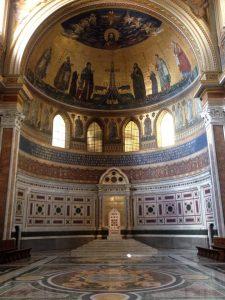 Lateraanikirkon paavin istuin 18.8.2016