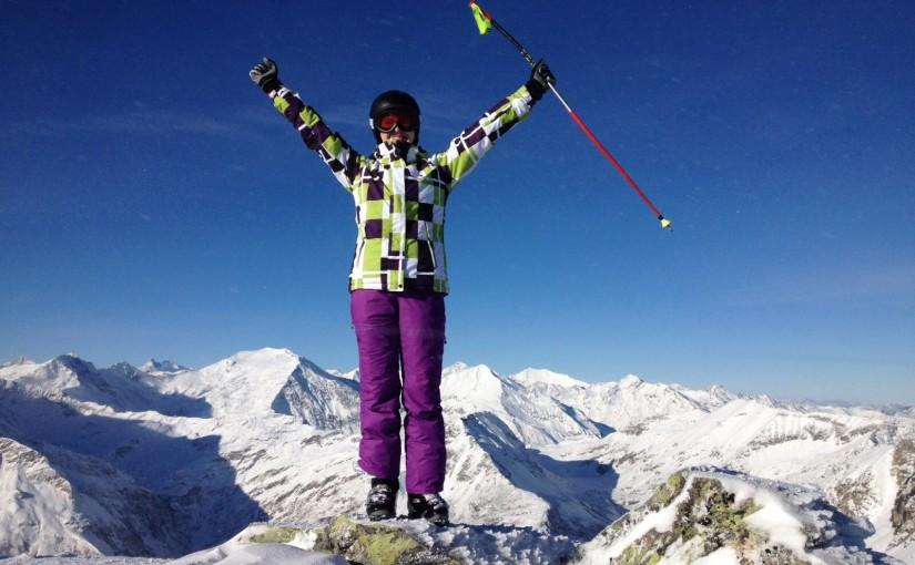 Ensi kertaa Alpeilla