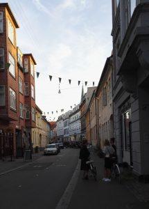 Katu Aarhusissa