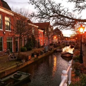 Exploring other Dutch cities: Leiden