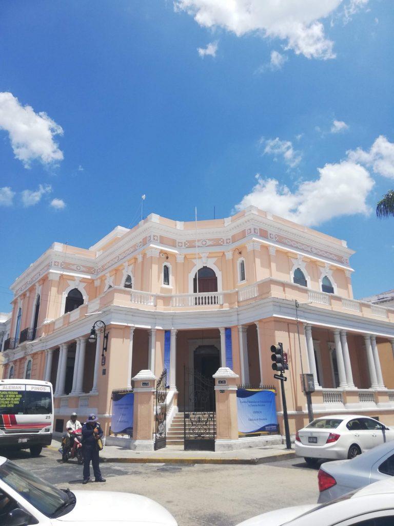 UNAMin rakennus Meridassa
