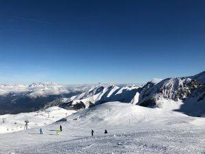 Laskettelureissu Itävallan Alpeille