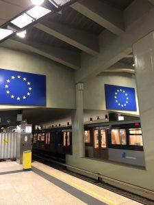 Schumanin metroasema.