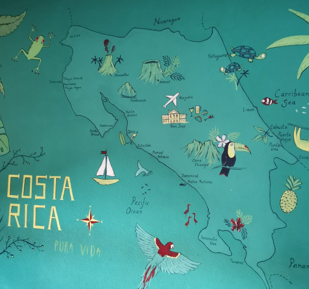 Costa Rican kantta