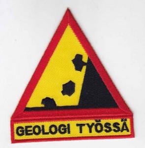 Geologi työssä