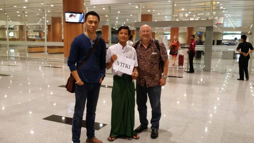VITRI's mission in Myanmar | Viikki Tropical Resources Institute – VITRI