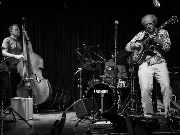 Tuesday evening jam session at The Spin Jazz Club