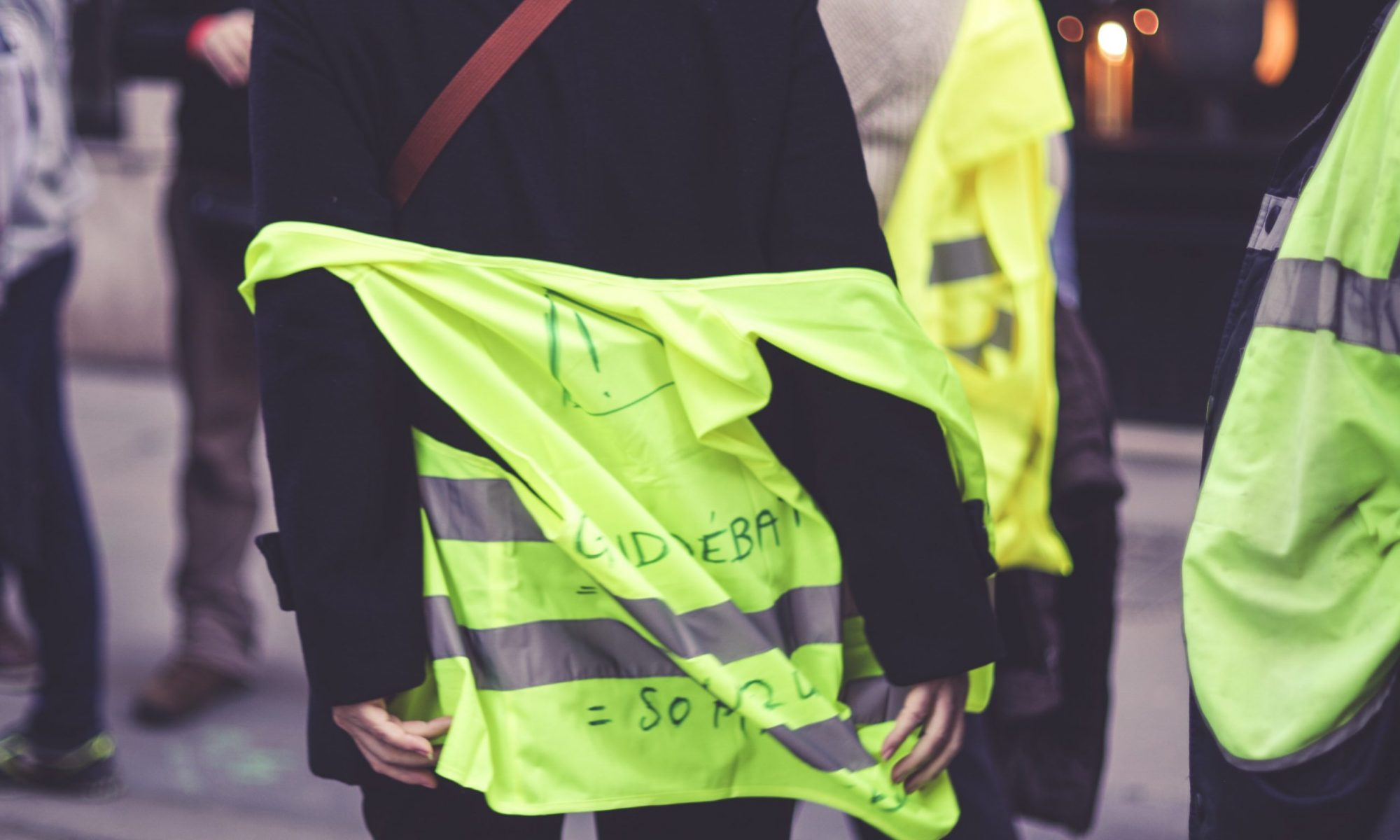 The glocalisation of the Yellow Vests